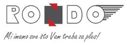 Rondo – web shop